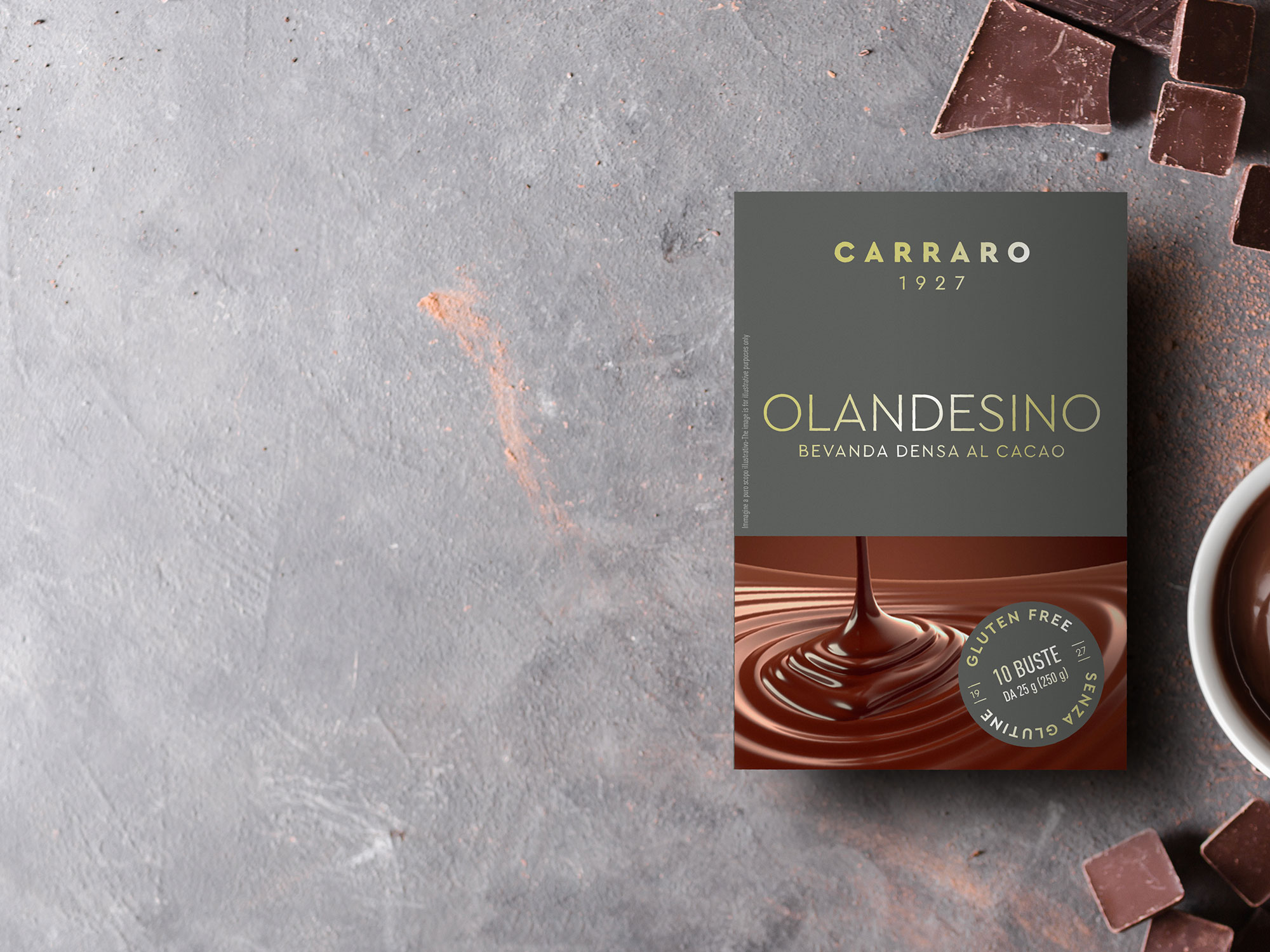Cacao and Olandesino