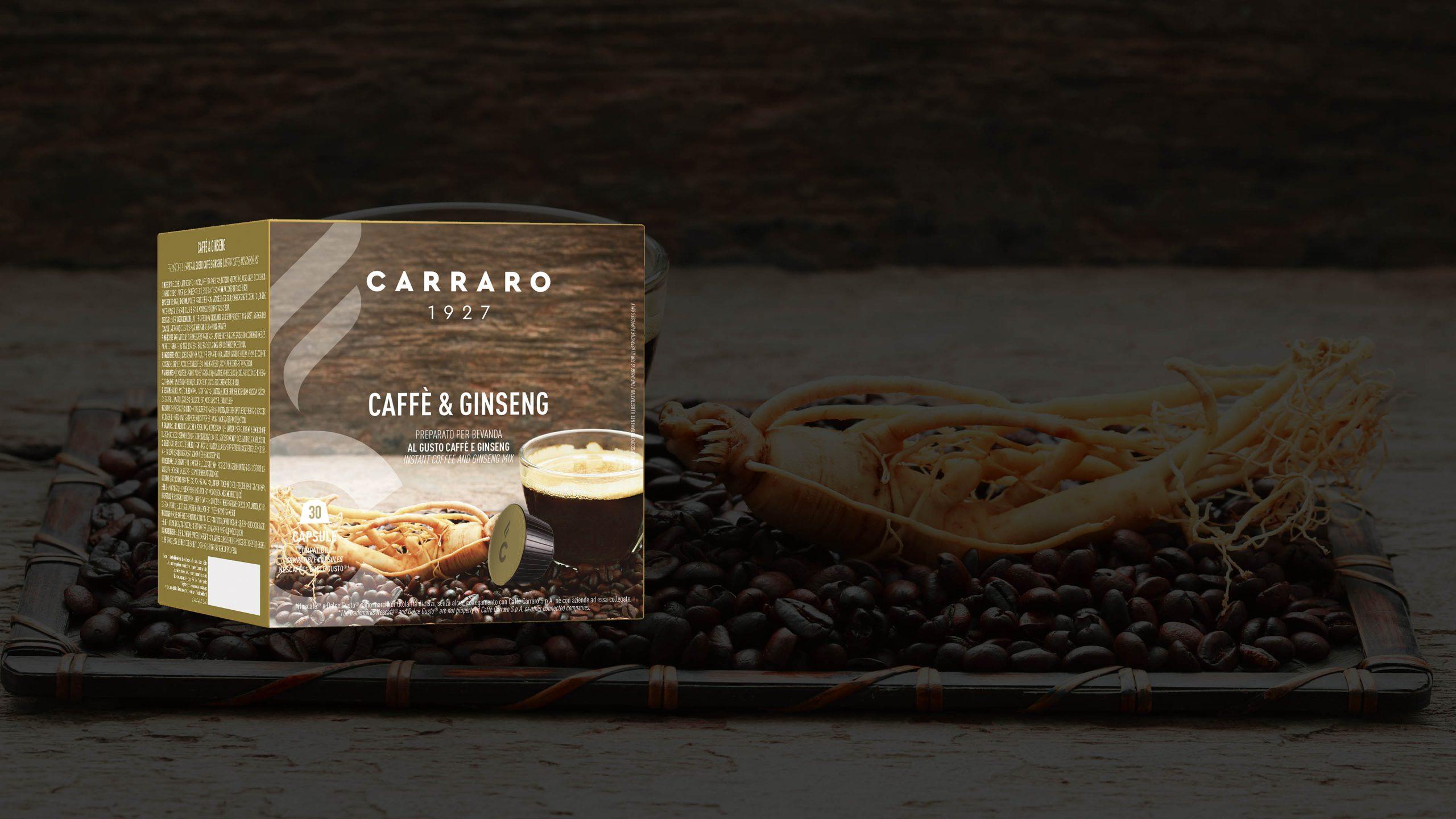 Caffè&Ginseng – 30 capsule