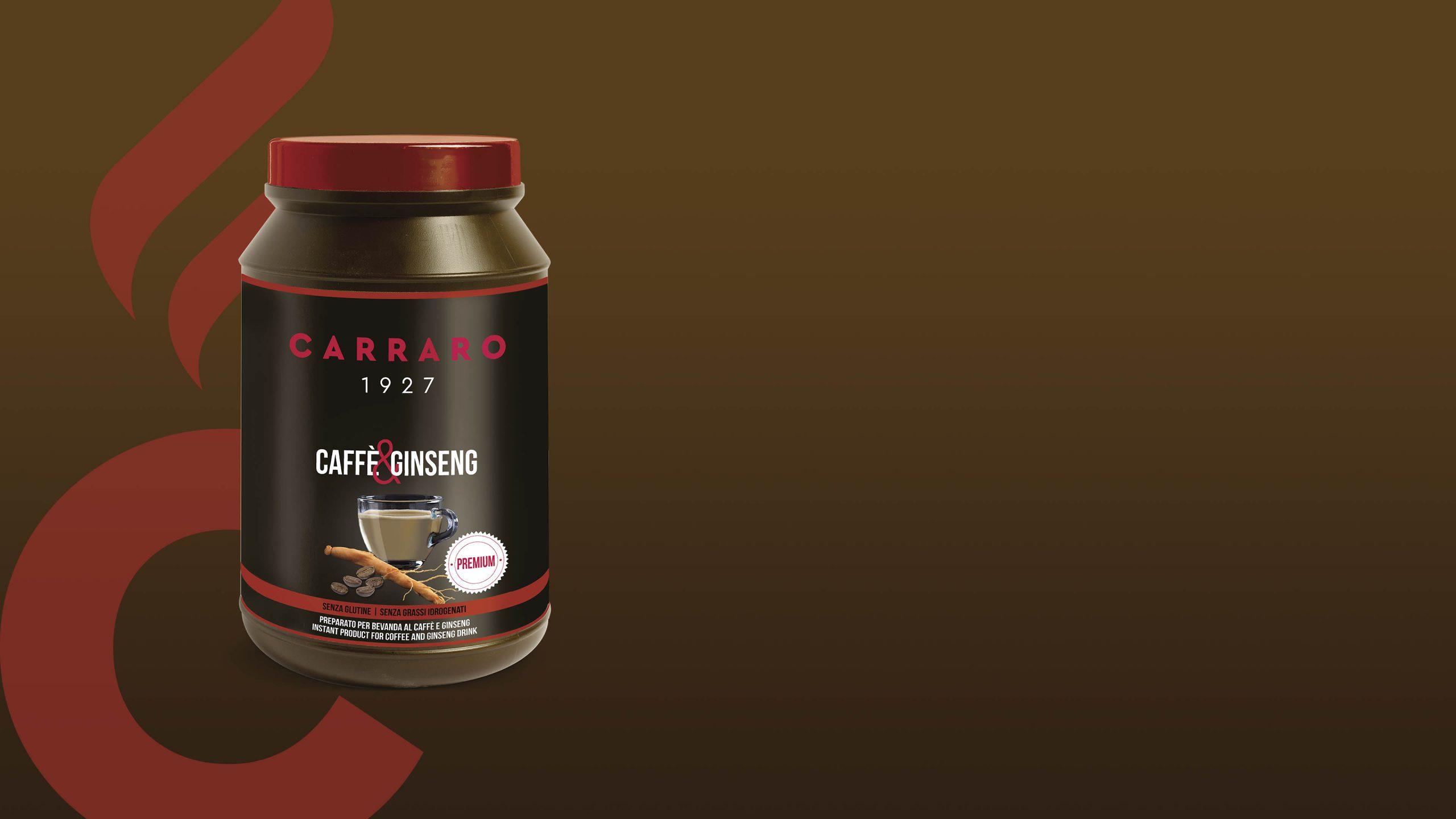 Bevanda al gusto di Caffè&Ginseng Premium – 1000 g