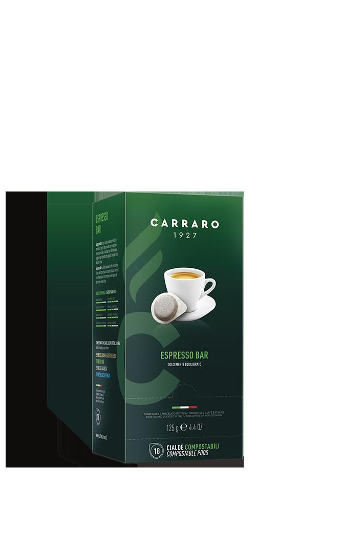 Espresso bar – 18 pods 7 g