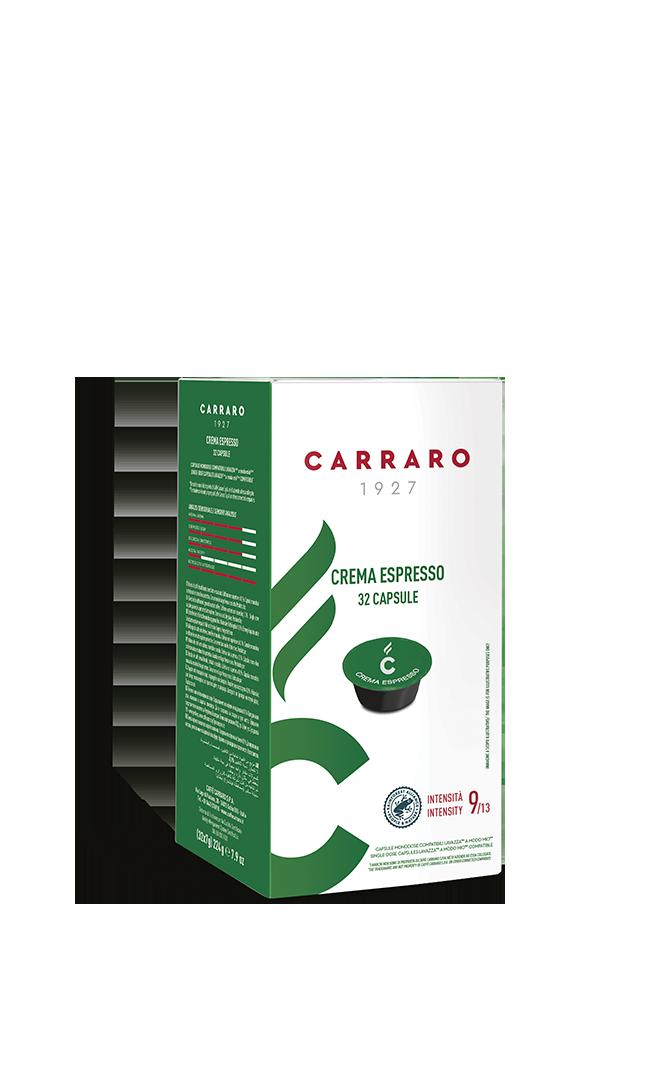 Crema Espresso – 32 capsule
