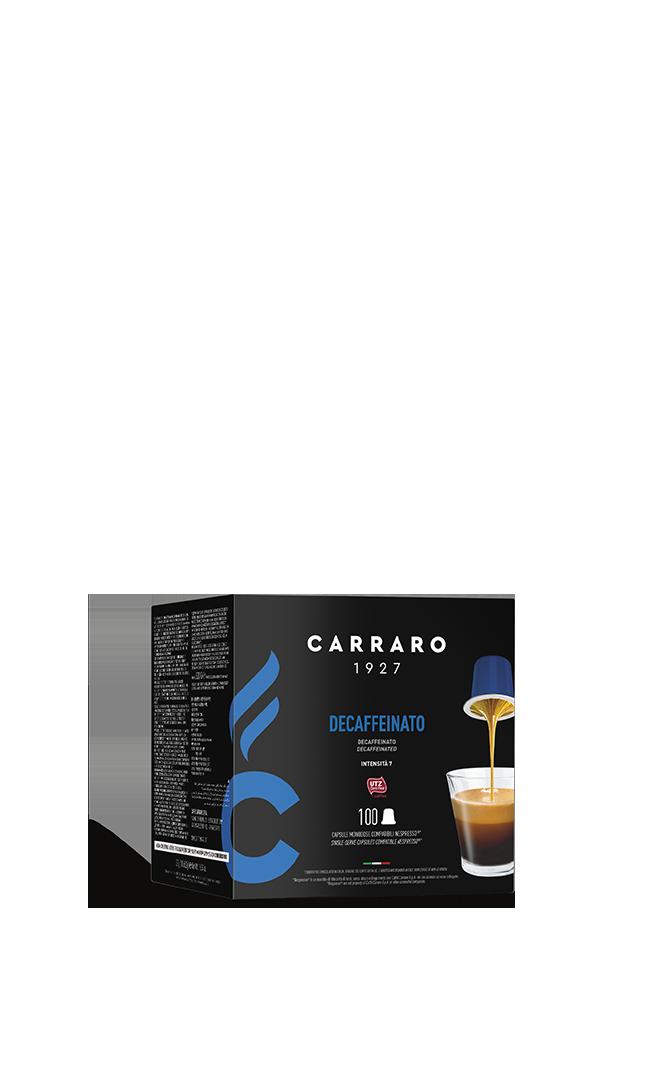 Decaffeinato – 100 capsules