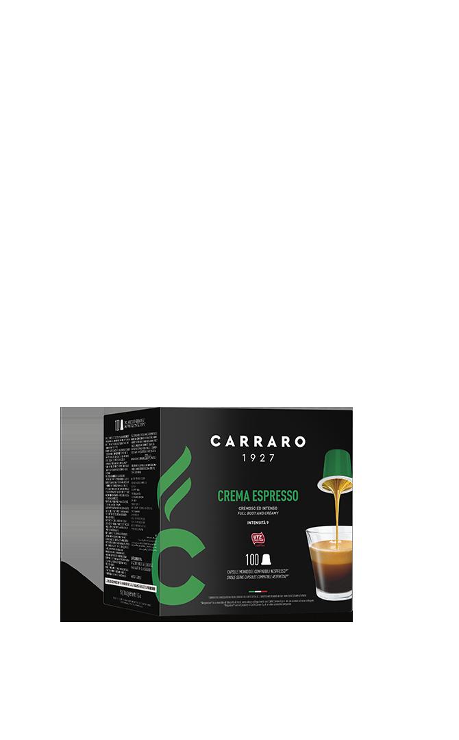 Crema Espresso – 100 capsule
