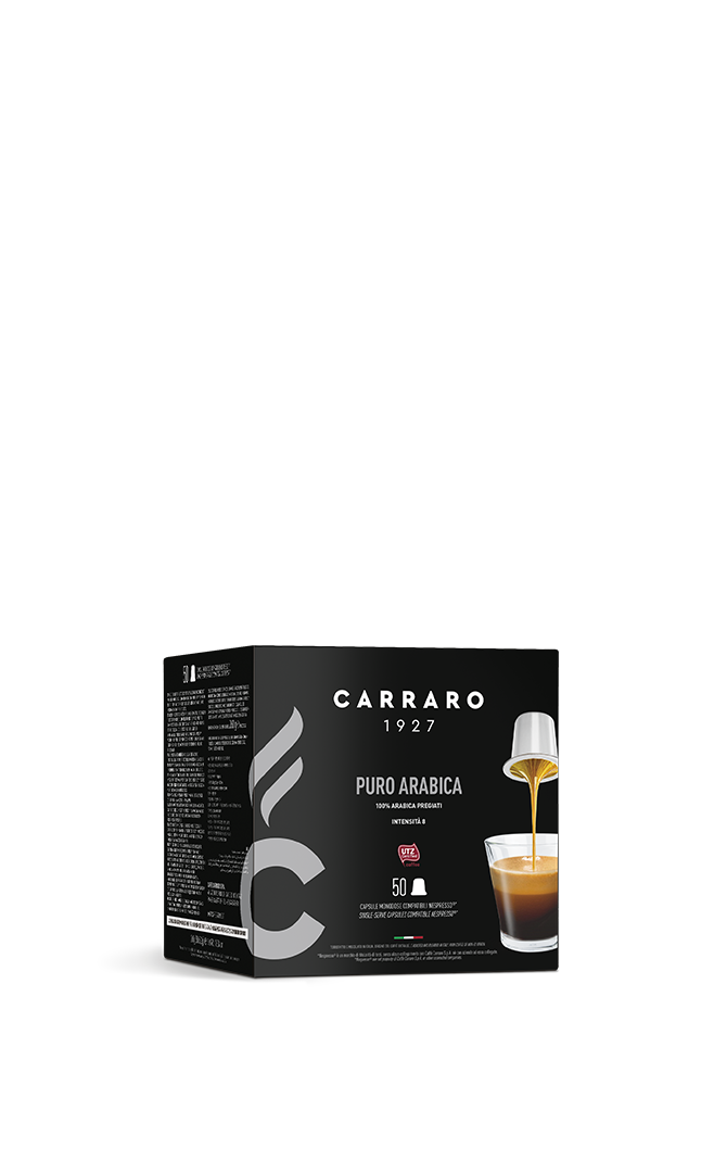 Puro Arabica – 50 capsule