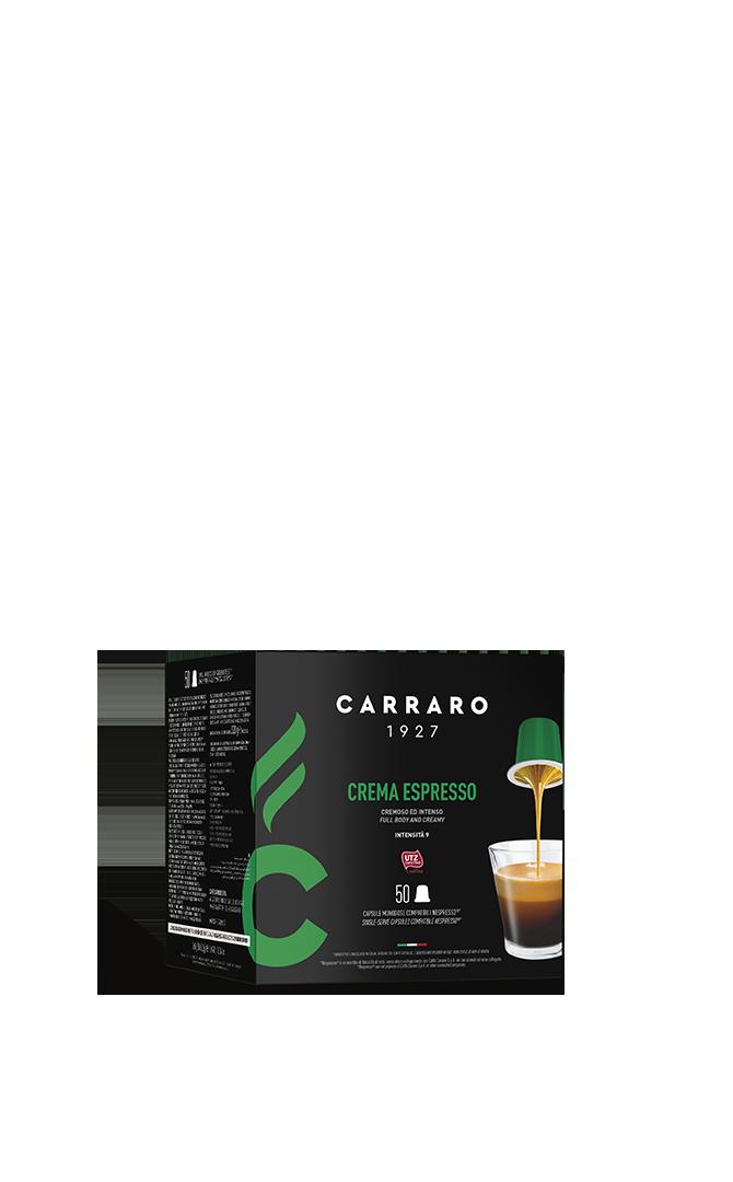 Crema Espresso – 50 capsule