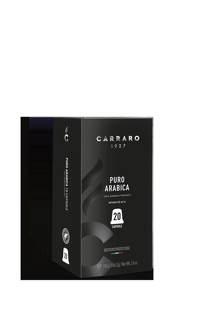 Puro Arabica – 20 capsule premium