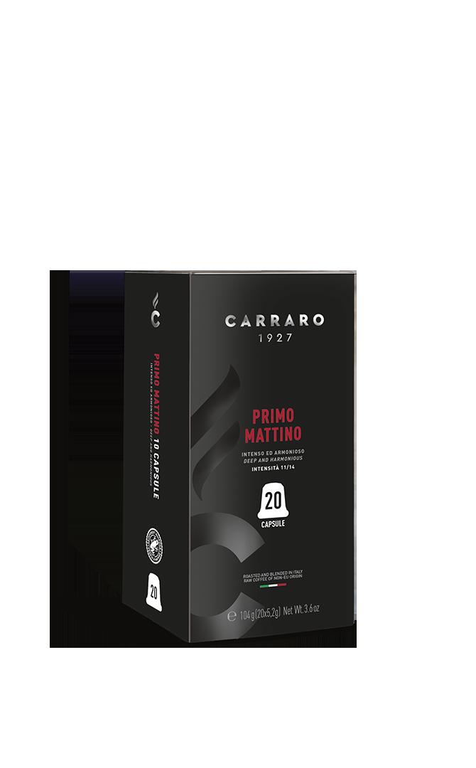 Primo Mattino – 20 capsule premium
