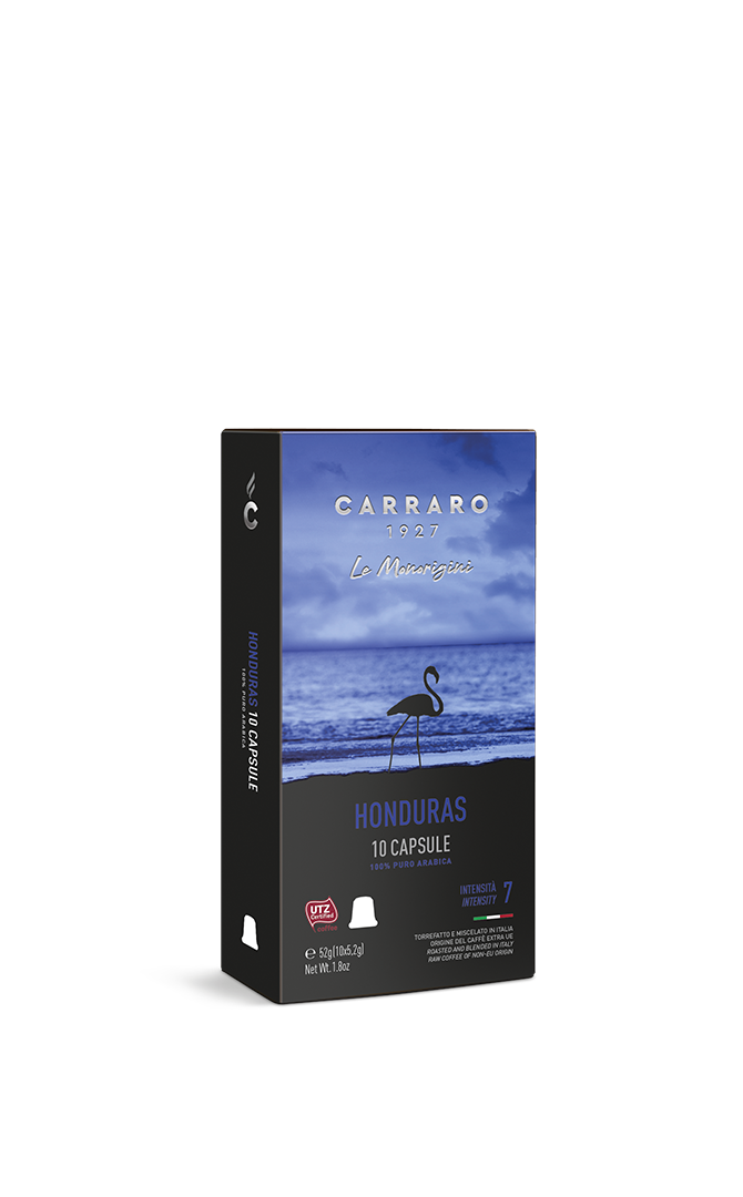 Honduras – 10 premium capsules