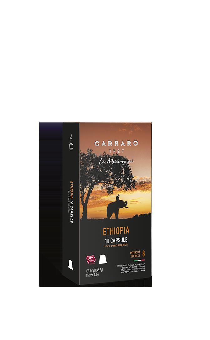 Ethiopia – 10 capsule premium