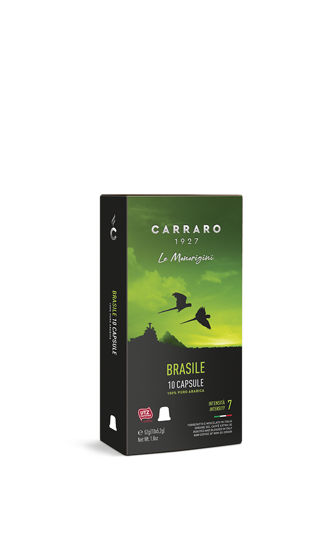 Brasile – 10 premium capsules