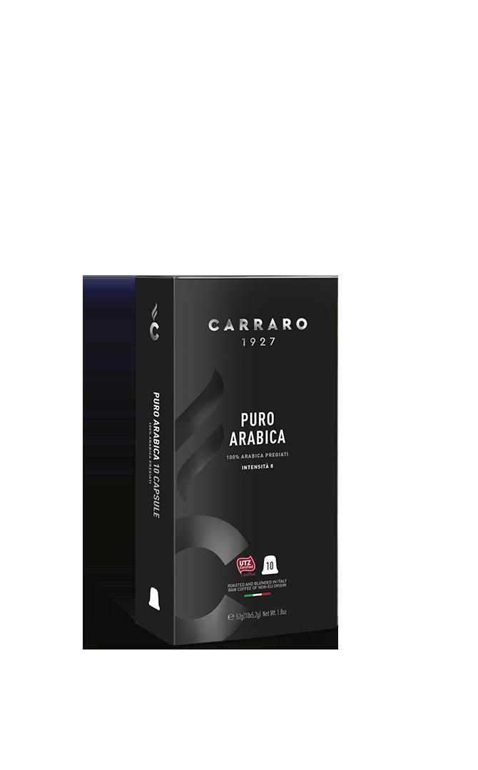 Puro Arabica – 10 capsule premium