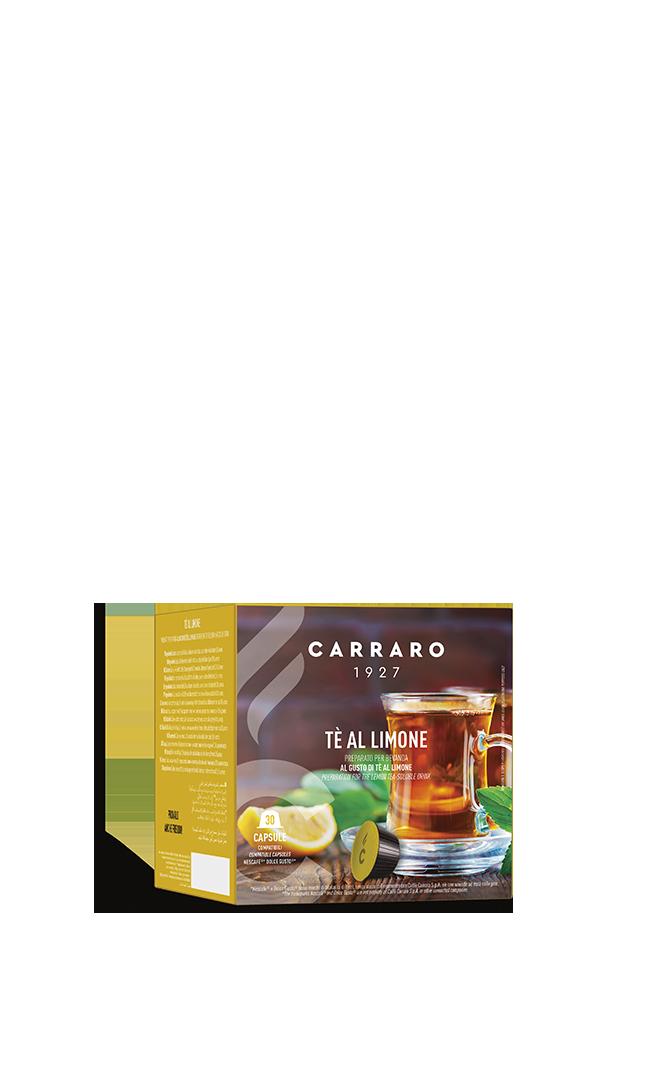 Tè al limone – 30 capsule