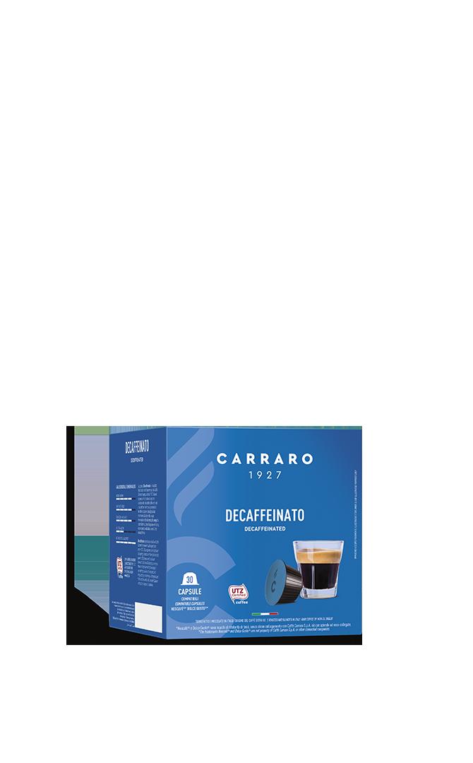 Decaffeinato – 30 capsule
