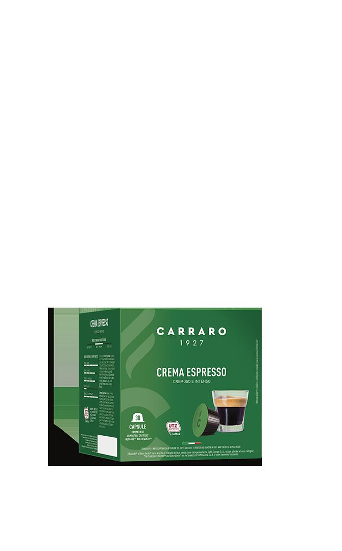 Crema Espresso – 30 capsules