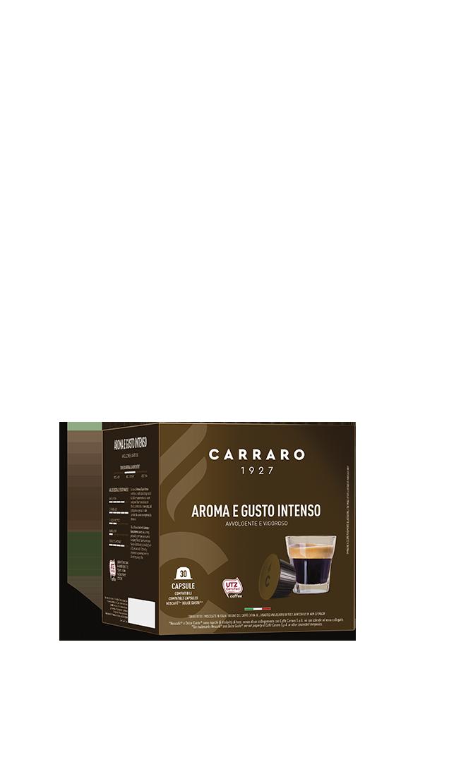 Aroma e Gusto Intenso – 30 capsule
