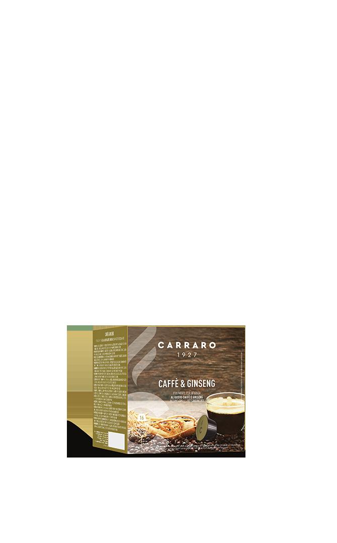 Caffè&Ginseng  – 16 capsules