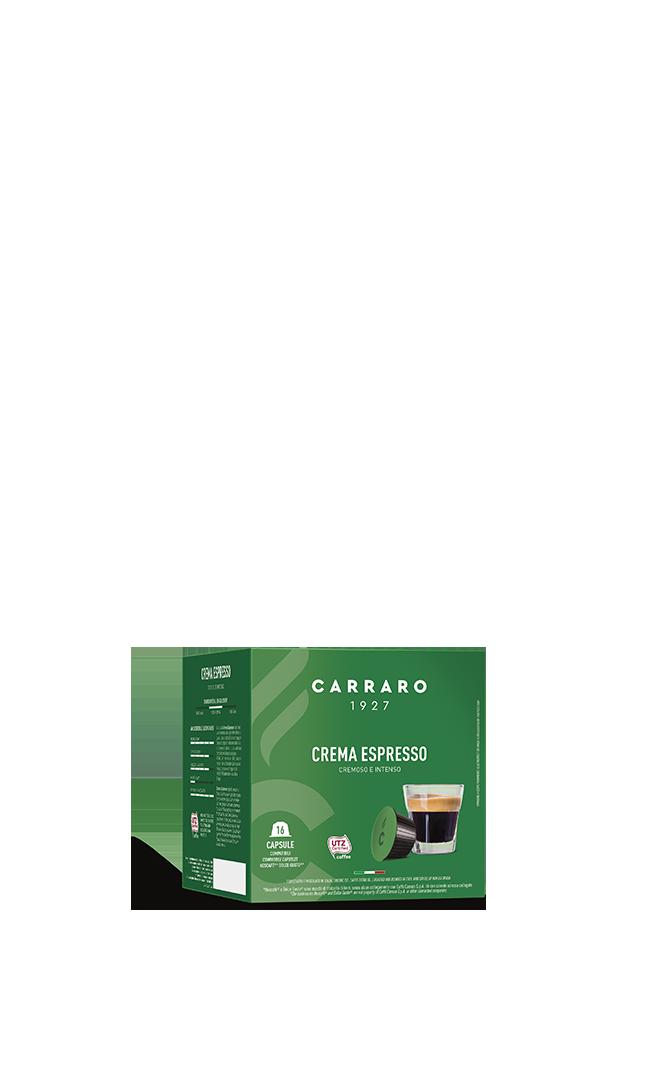 Crema Espresso – 16 capsule