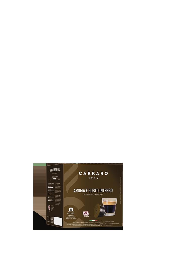 Aroma e Gusto Intenso – 16 capsules
