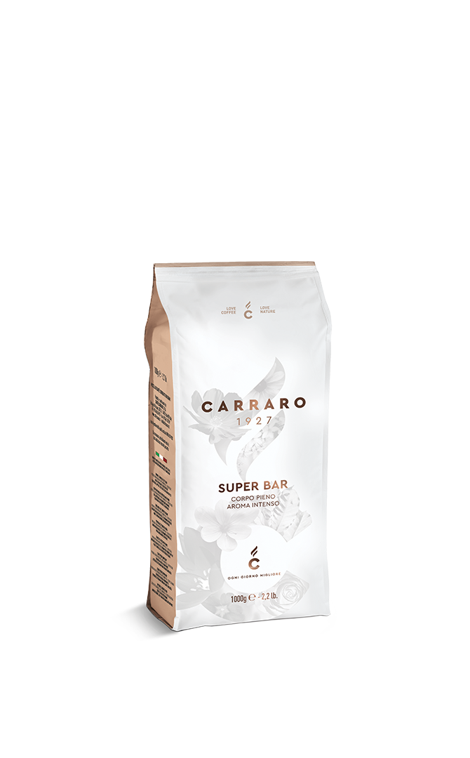 Super Bar – caffè in grani 1000 g