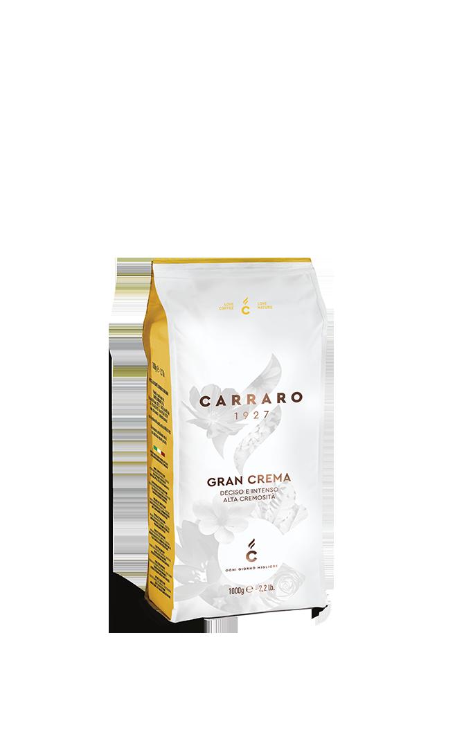 Gran Crema – caffè in grani 1000 g