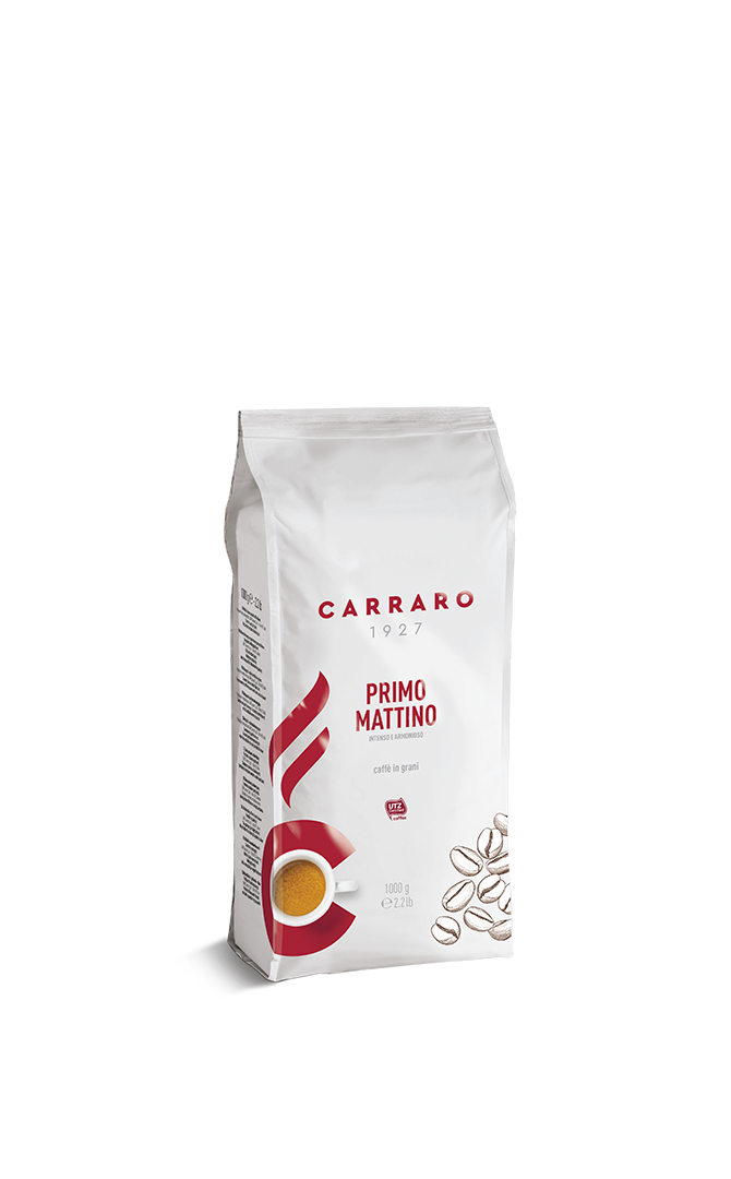 Primo Mattino – coffee beans 1000 g