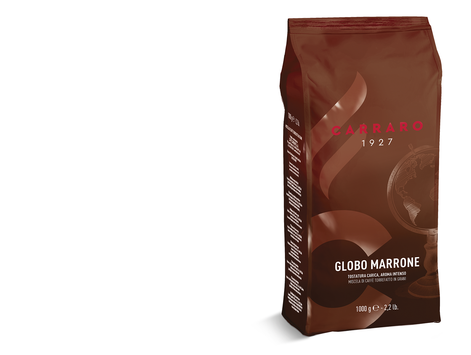 Globo Marrone – coffee beans 1000 g