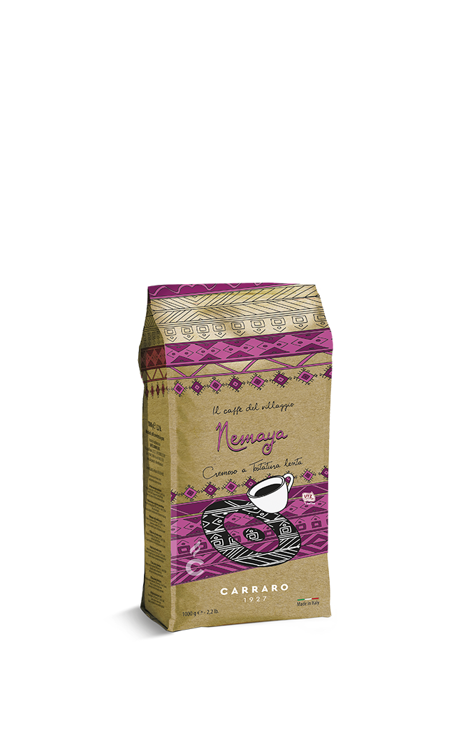 Nemaya – caffè in grani 1000 g Light