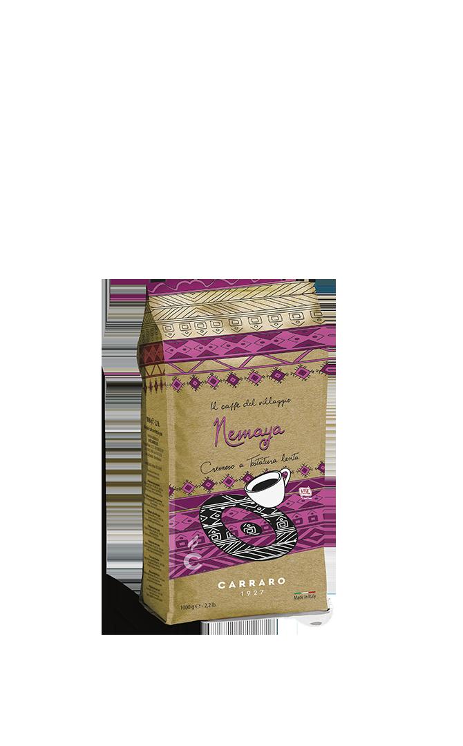 Nemaya – coffee beans 1000 g Light