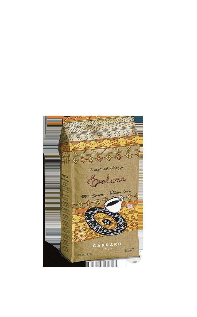 Evaluna – coffee beans 1000 g Light