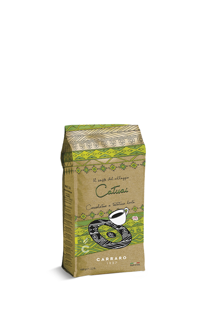 Catuai – caffè in grani 1000 g Medium