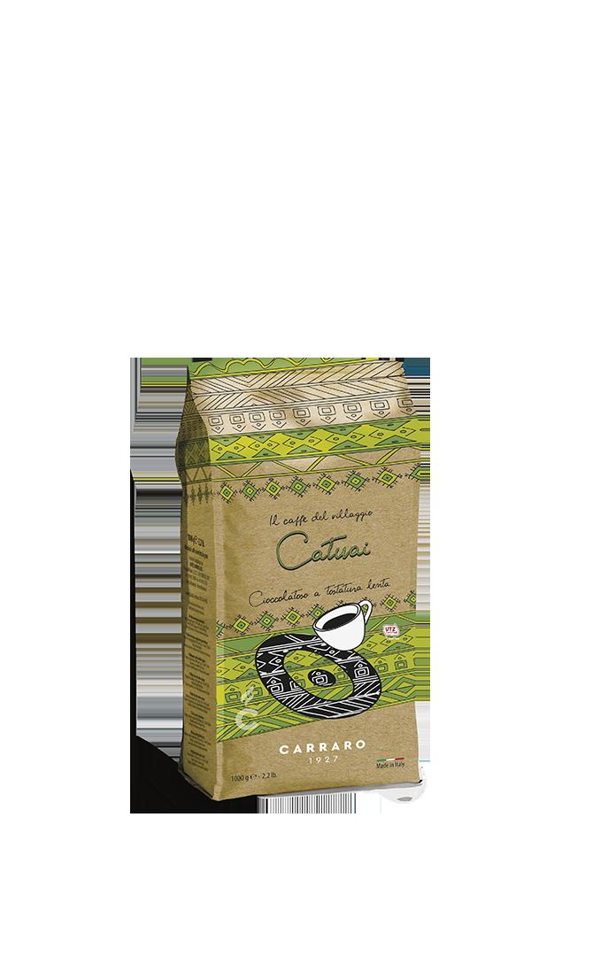 Catuai – coffee beans 1000 g Light
