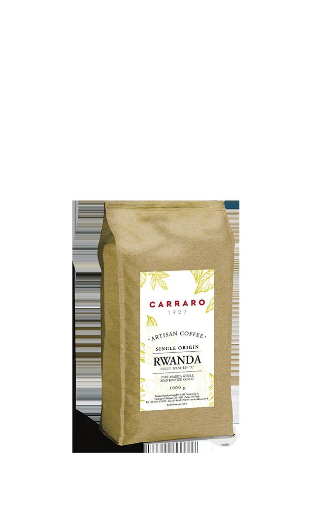 Rwanda – caffè in grani 1000 g