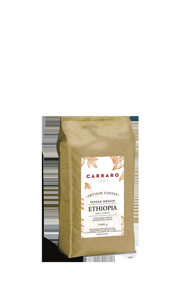 Ethiopia – caffè in grani 1000 g