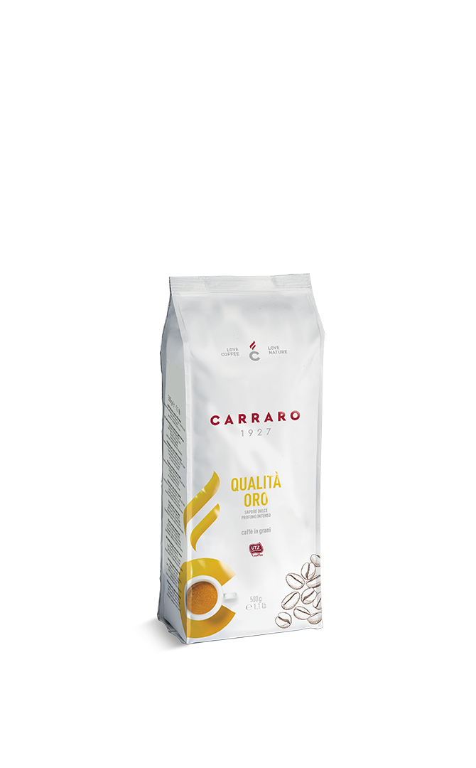 Qualità Oro – coffee beans 500 g