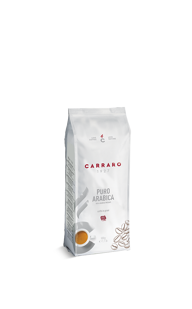 Puro Arabica – coffee beans 500 g