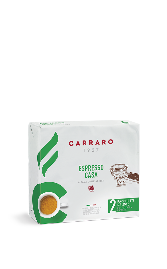 Espresso Casa – ground coffee 2×250 g