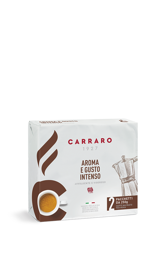 Aroma e Gusto Intenso – ground coffee 2×250 g