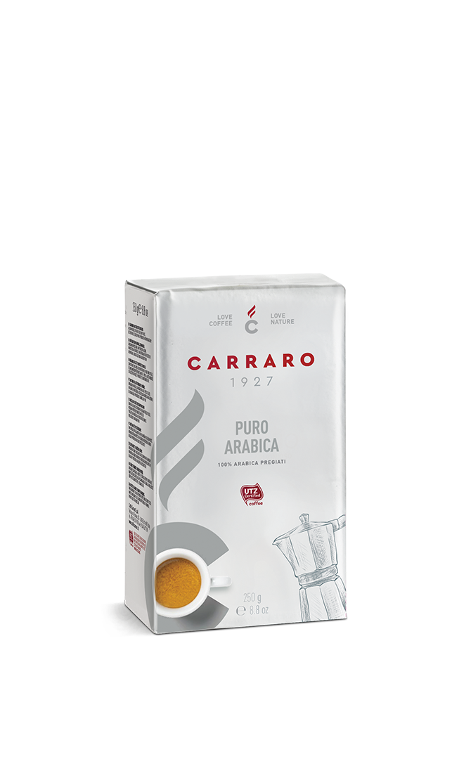 Puro Arabica –  ground coffee 250 g