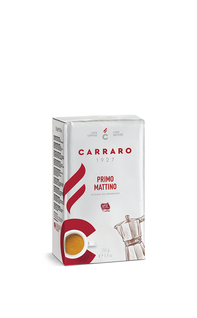 Primo Mattino – ground coffee 250 g