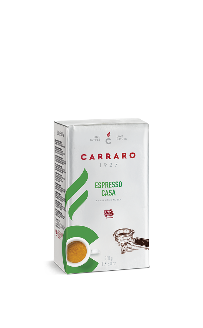 Espresso Casa – ground coffee 250 g