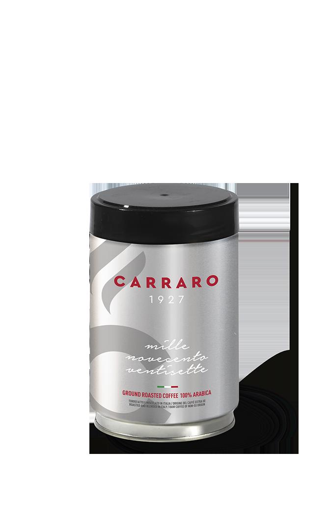 1927 – Caffè macinato in lattina da 250 g