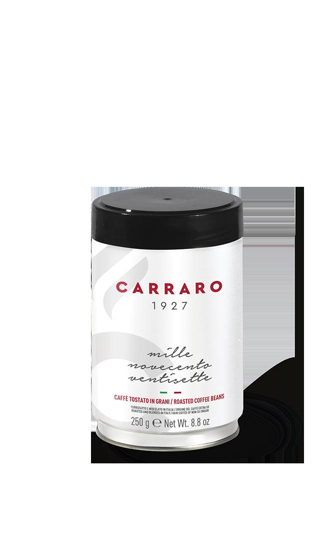 1927 – Caffè in grani in lattina da 250 g