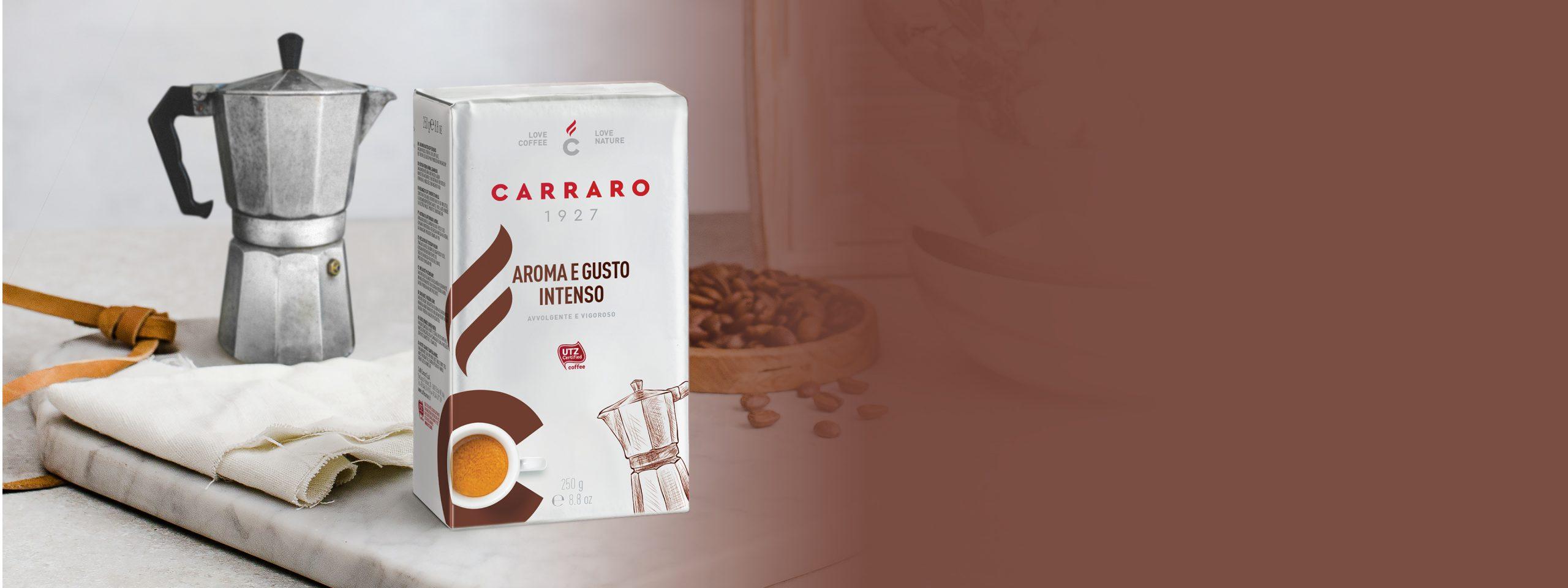 Aroma e Gusto Intenso – ground coffee 2×250 g