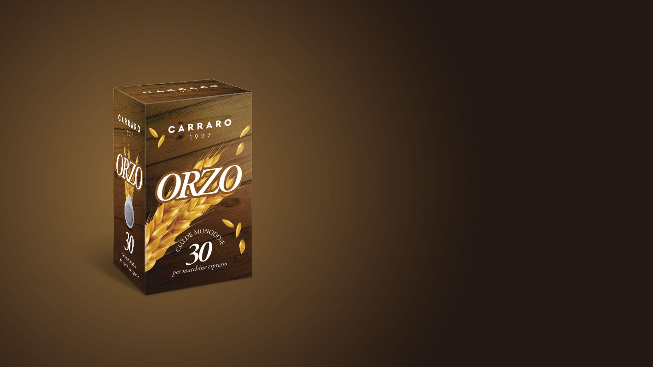 Orzo – 30 cialde monodose