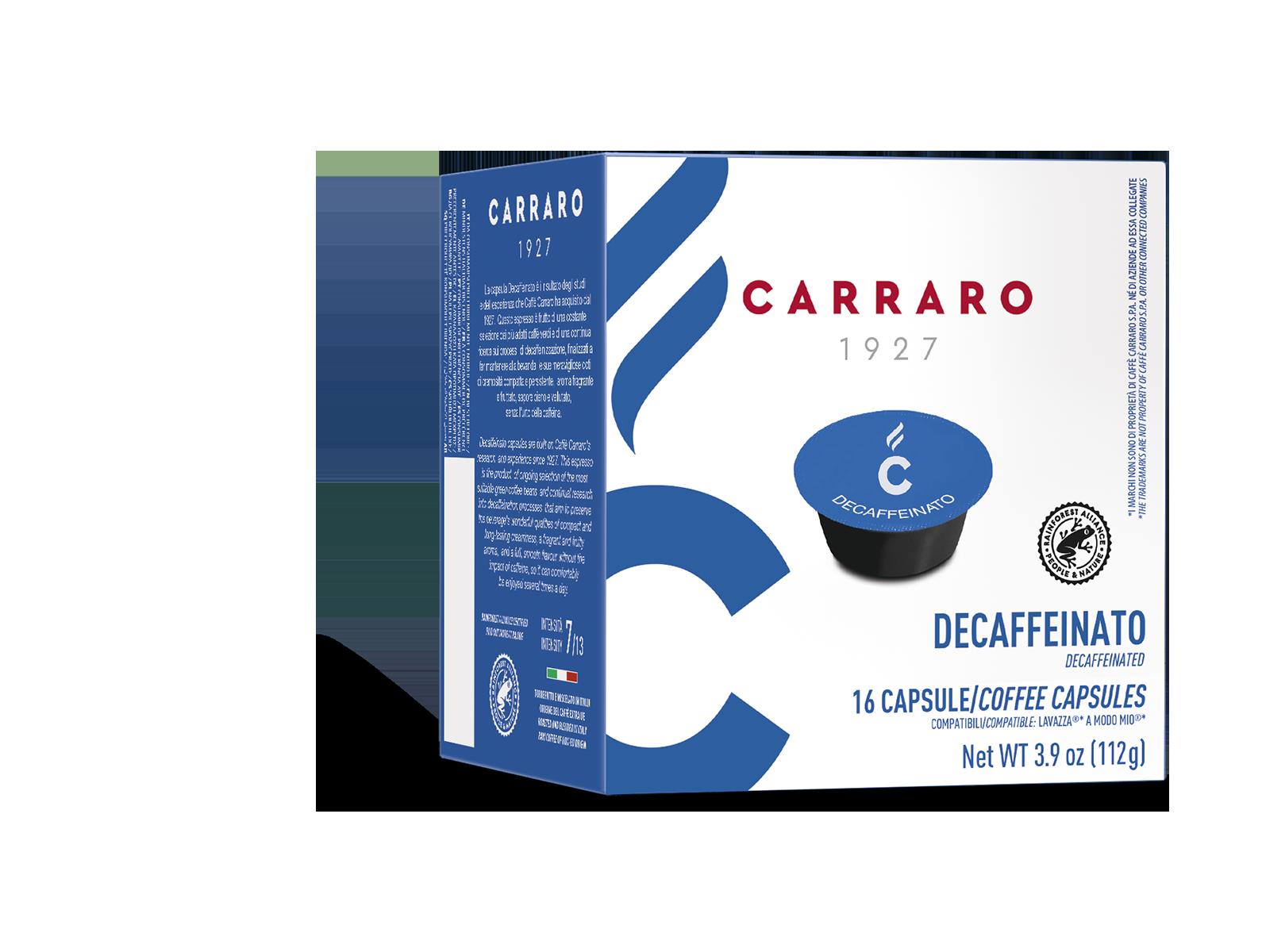 Decaffeinato – 16 capsules