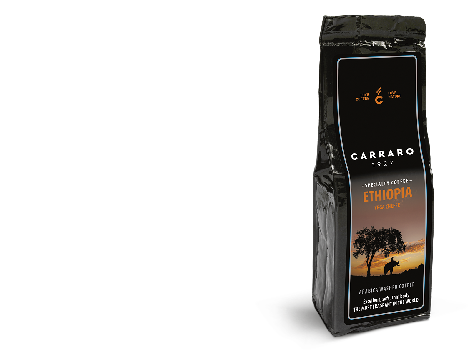 Ethiopia – caffè macinato 62,5 g