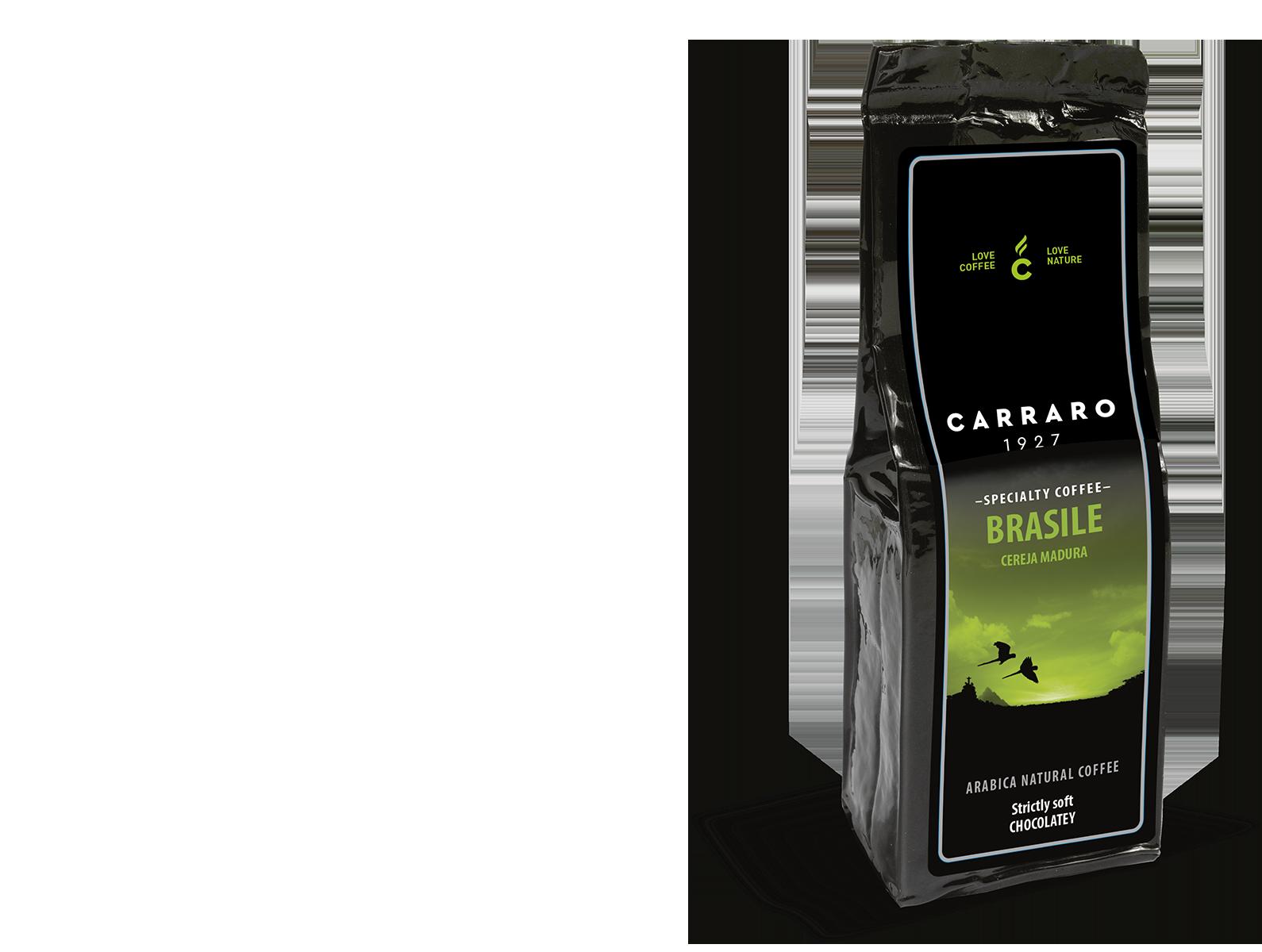 Brasile – caffè macinato 62,5 g