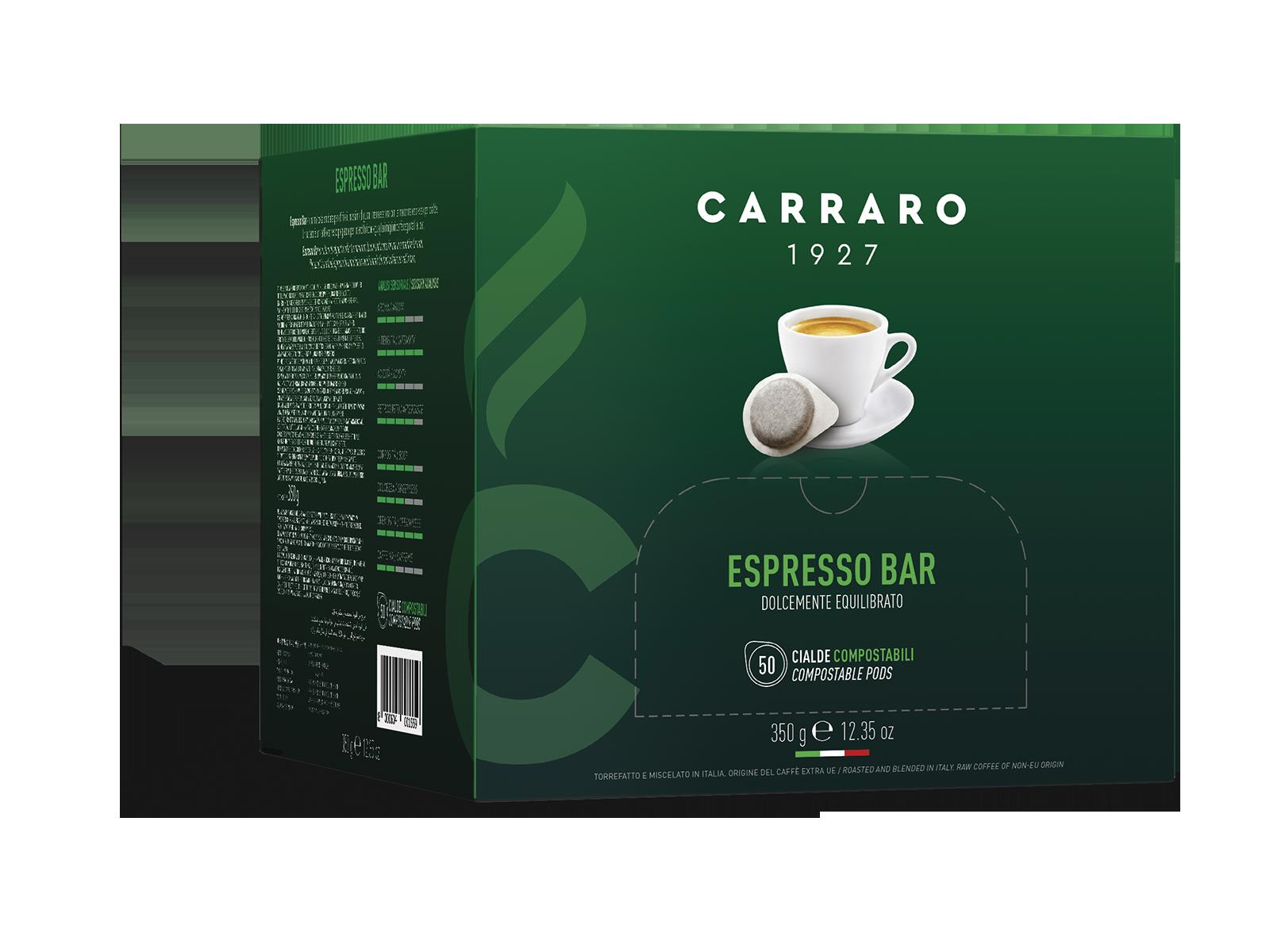 Espresso bar – 50 pods 7 g