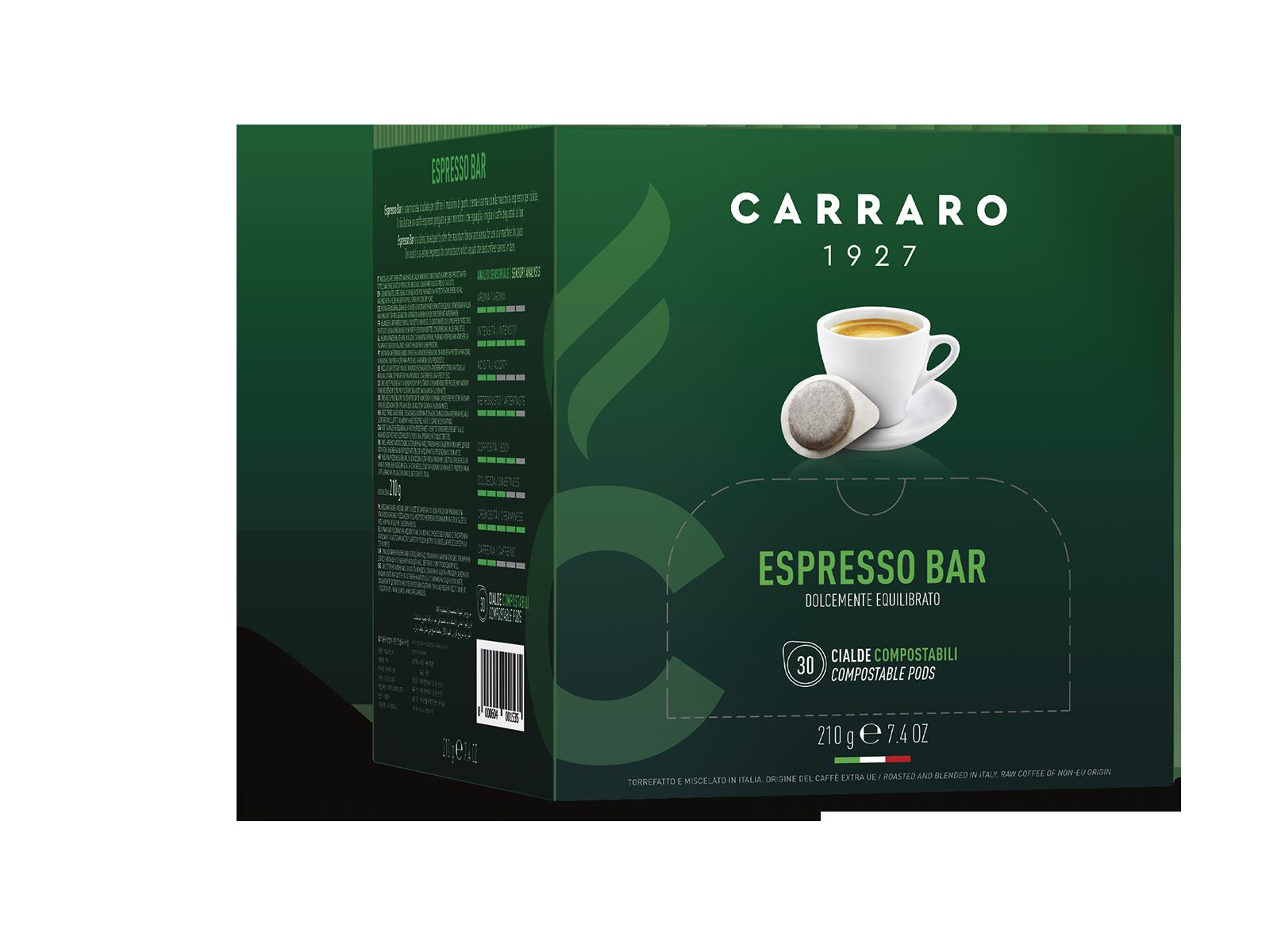 Espresso bar – 30 pods 7 g