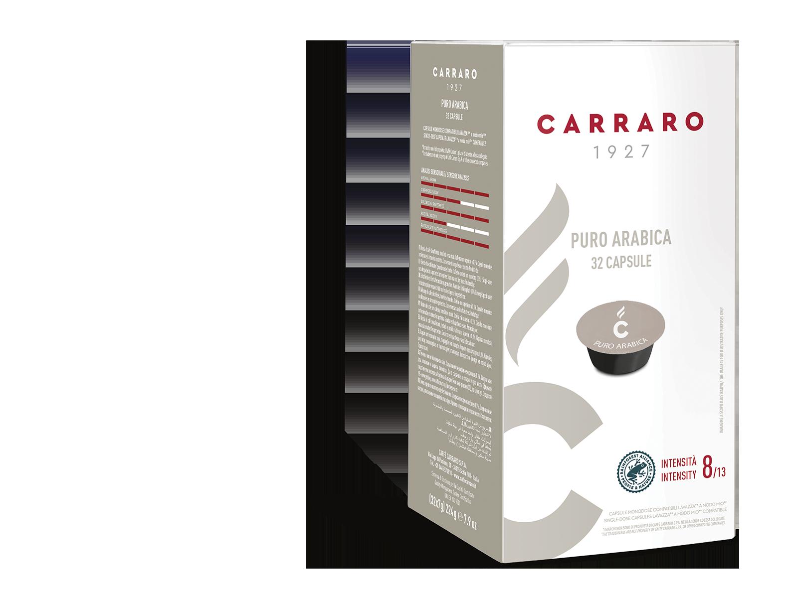 Puro Arabica – 32 capsule